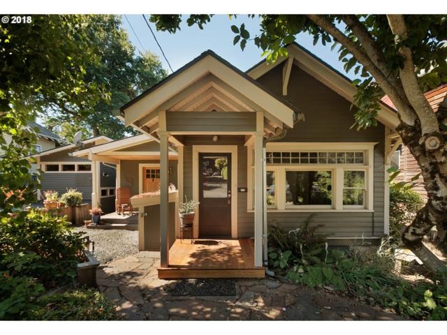 231 SE 62ND Ave, Portland, OR 97215 (MLS #18471736) :: The Dale Chumbley Group