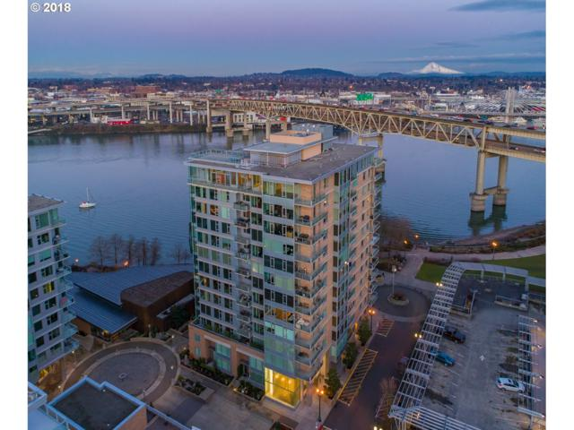 1920 SW River Dr E1301, Portland, OR 97201 (MLS #18472738) :: Matin Real Estate