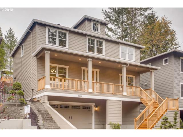 8564 SW 47TH Ave, Portland, OR 97219 (MLS #18474657) :: The Liu Group