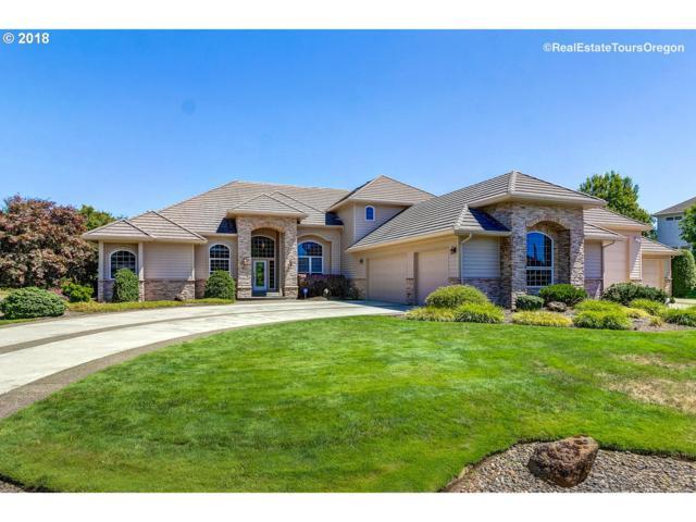 13107 NE 246TH Ave, Brush Prairie, WA 98606 (MLS #18474685) :: Hatch Homes Group