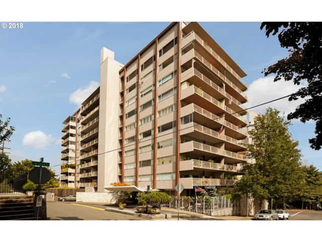 2323 SW Park Pl #204, Portland, OR 97205 (MLS #18475119) :: TLK Group Properties