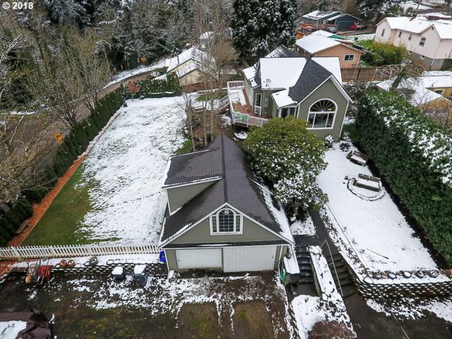 536 Roosevelt St, Oregon City, OR 97045 (MLS #18475300) :: Matin Real Estate