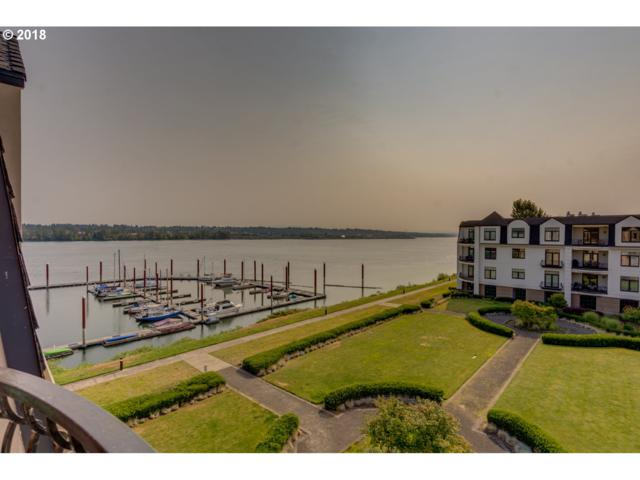 707 N Hayden Island Dr #416, Portland, OR 97217 (MLS #18476004) :: The Sadle Home Selling Team
