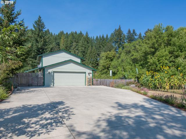 31803 Gowdyville Rd, Cottage Grove, OR 97424 (MLS #18476637) :: Song Real Estate