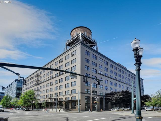 1420 NW Lovejoy St #407, Portland, OR 97209 (MLS #18477221) :: Next Home Realty Connection