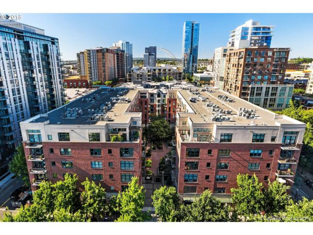 821 NW 11TH Ave #213, Portland, OR 97209 (MLS #18478115) :: Harpole Homes Oregon