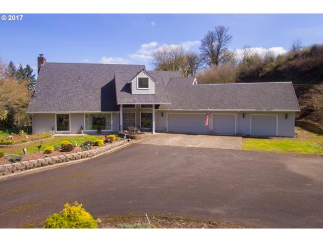 25320 SW Petes Mountain Rd, West Linn, OR 97068 (MLS #18478130) :: Fox Real Estate Group