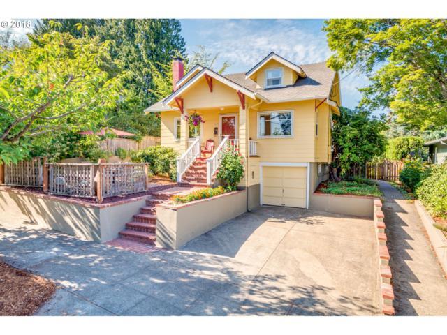 7415 SE Madison St, Portland, OR 97215 (MLS #18478804) :: Cano Real Estate