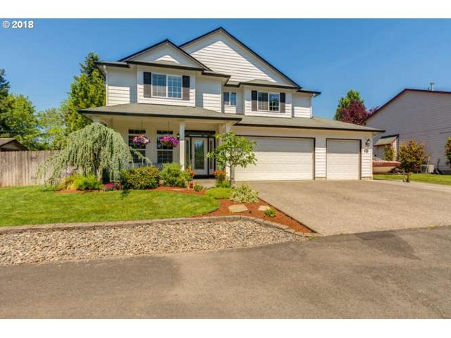 1002 NW 148TH St, Vancouver, WA 98685 (MLS #18478954) :: Team Zebrowski