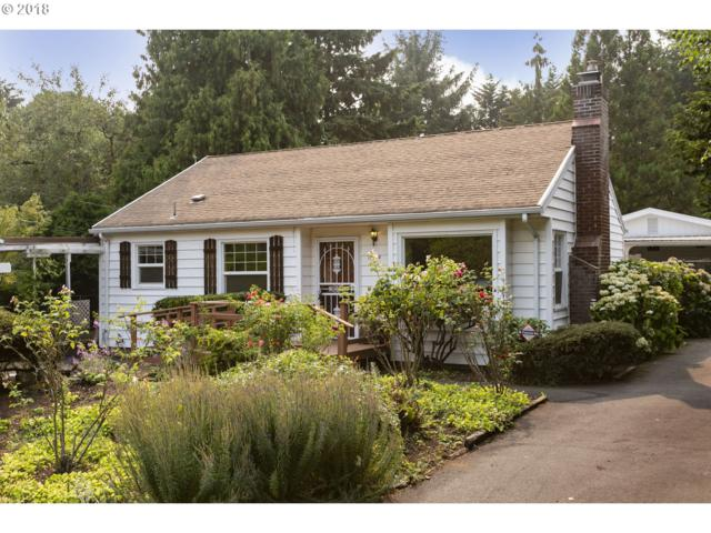 11236 SE Pine Ct, Portland, OR 97216 (MLS #18479402) :: The Dale Chumbley Group