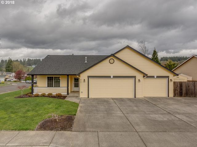 451 E Heritage Loop, La Center, WA 98629 (MLS #18480895) :: Next Home Realty Connection