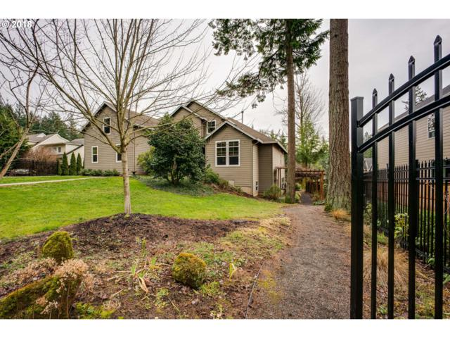 9190 SW Taylor St, Portland, OR 97225 (MLS #18481593) :: Next Home Realty Connection