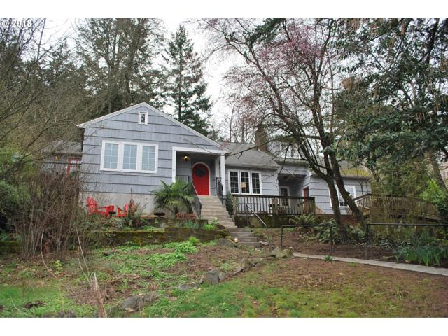3740 SW Dosch Rd, Portland, OR 97239 (MLS #18482279) :: Song Real Estate