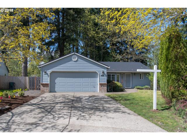 21573 SW Gregory Dr, Beaverton, OR 97006 (MLS #18482533) :: Matin Real Estate