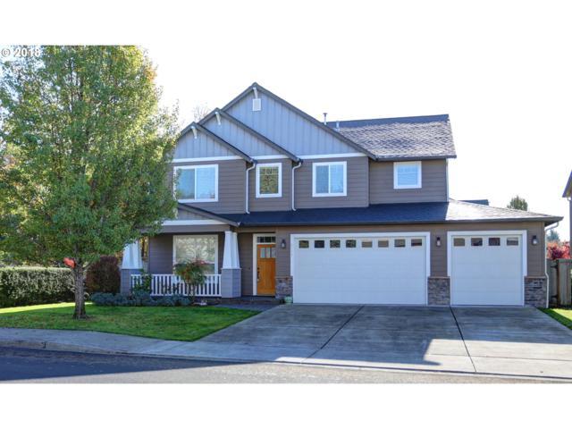 5170 N St, Washougal, WA 98671 (MLS #18483223) :: The Sadle Home Selling Team
