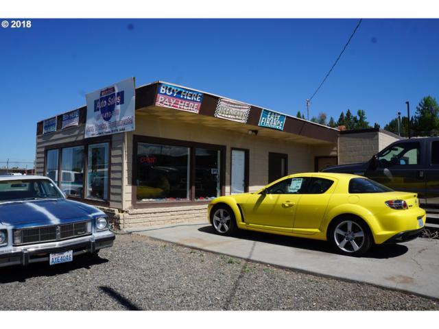 1160 NW Lamonta Rd, Prineville, OR 97754 (MLS #18483879) :: R&R Properties of Eugene LLC