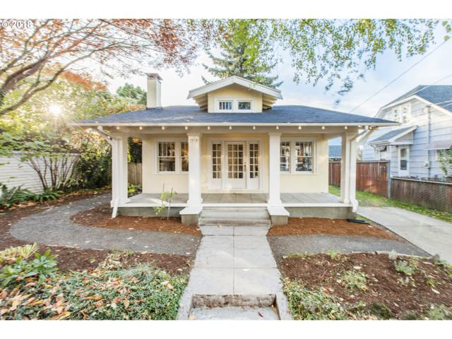 7515 SE Milwaukie Ave, Portland, OR 97202 (MLS #18484738) :: Cano Real Estate