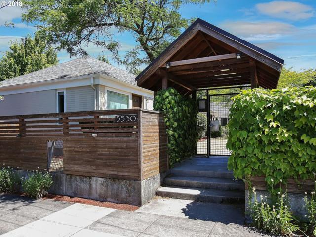 5530 NE 7TH Ave #6, Portland, OR 97211 (MLS #18485037) :: The Sadle Home Selling Team