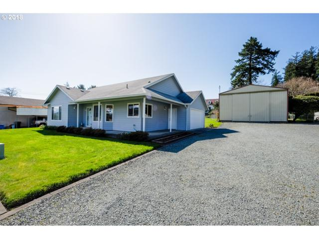 109 Eleventh St, Garibaldi, OR 97118 (MLS #18485168) :: Harpole Homes Oregon