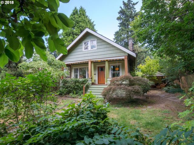 5826 NE 27TH Ave, Portland, OR 97211 (MLS #18485612) :: The Sadle Home Selling Team