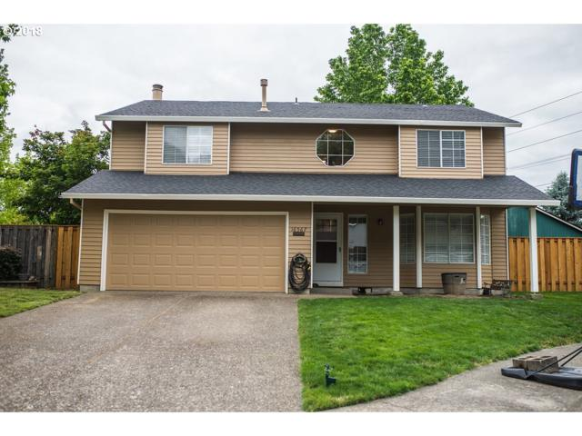 16567 NW Meadow Grass Ct, Beaverton, OR 97006 (MLS #18485928) :: Hatch Homes Group