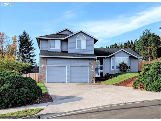 348 SW 28TH Ct, Troutdale, OR 97060 (MLS #18486475) :: Portland Lifestyle Team