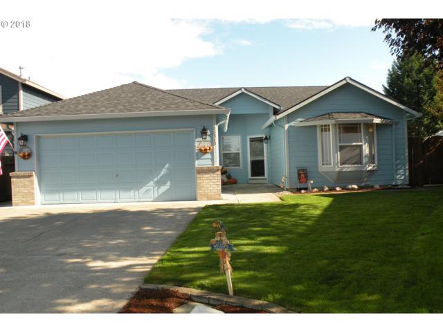 16319 NE 66TH Cir, Vancouver, WA 98662 (MLS #18486626) :: Song Real Estate