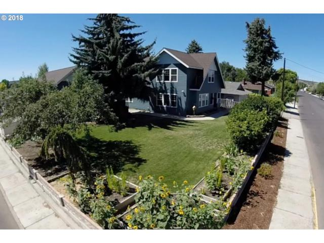 1100 E 1ST St, Prineville, OR 97754 (MLS #18486873) :: The Dale Chumbley Group