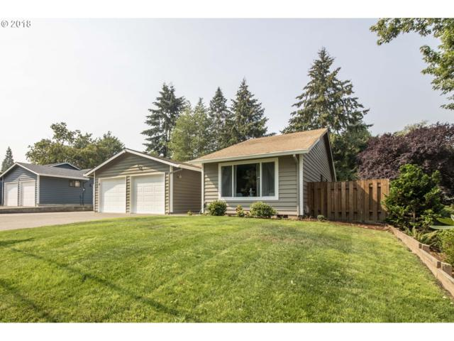 9980 SW Garrett St, Tigard, OR 97223 (MLS #18487282) :: The Sadle Home Selling Team