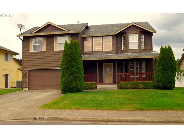 765 E 15TH Cir, La Center, WA 98629 (MLS #18488690) :: The Dale Chumbley Group