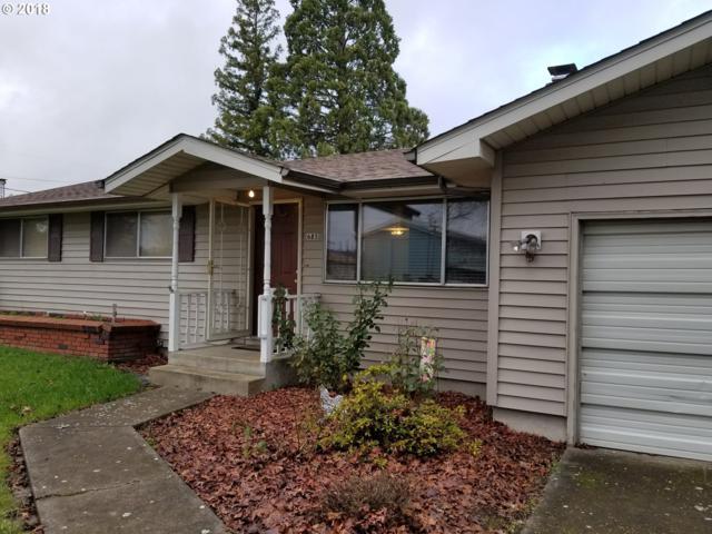 685 Kelly St, Monroe, OR 97456 (MLS #18488747) :: Harpole Homes Oregon