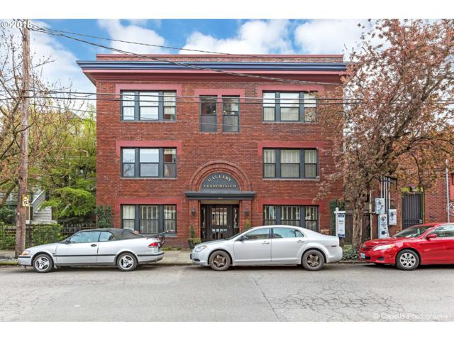 2076 NW Johnson St #104, Portland, OR 97209 (MLS #18489523) :: Townsend Jarvis Group Real Estate