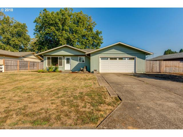 3693 Oak Ridge Ln, Hubbard, OR 97032 (MLS #18490542) :: Stellar Realty Northwest
