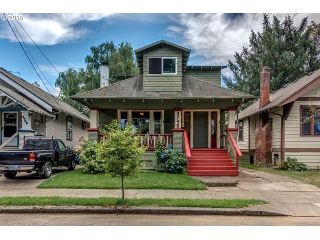 3740 SE Sherman St, Portland, OR 97214 (MLS #18491370) :: Portland Lifestyle Team