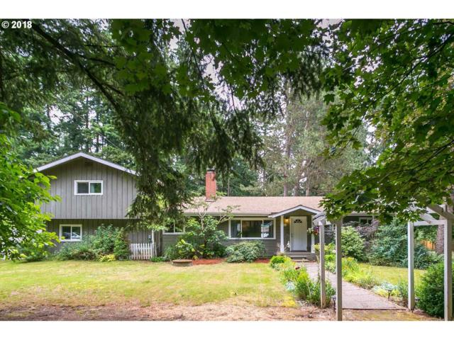 18820 SW 65TH Ave, Lake Oswego, OR 97035 (MLS #18491491) :: Matin Real Estate