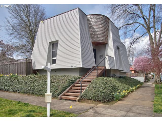 2203 N Emerson St, Portland, OR 97217 (MLS #18491576) :: Hatch Homes Group