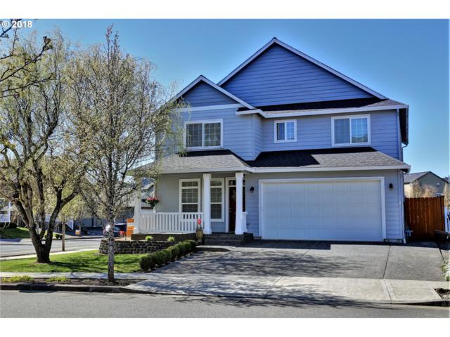 703 N 18TH Pl, Ridgefield, WA 98642 (MLS #18492118) :: Hatch Homes Group