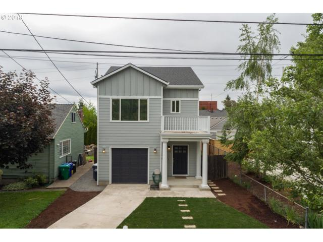 5336 NE 41ST Ave, Portland, OR 97211 (MLS #18492787) :: The Sadle Home Selling Team