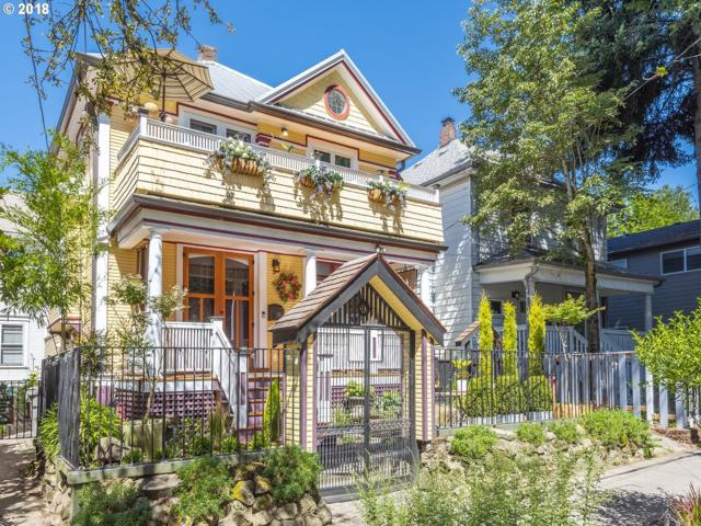 231 SE 17TH Ave, Portland, OR 97214 (MLS #18492807) :: The Dale Chumbley Group