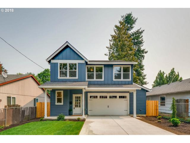 4870 NE 76th Ave, Portland, OR 97218 (MLS #18492926) :: Next Home Realty Connection