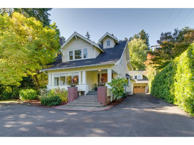 11639 SW Riverwood Rd, Portland, OR 97219 (MLS #18493518) :: TLK Group Properties