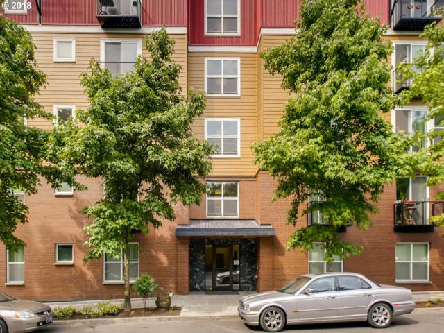 8712 N Decatur St #202, Portland, OR 97203 (MLS #18494593) :: Portland Lifestyle Team