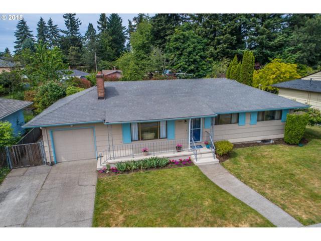 11805 SE Madison St, Portland, OR 97216 (MLS #18494614) :: Fox Real Estate Group