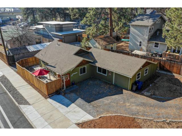 129 NW 14TH St, Bend, OR 97703 (MLS #18494681) :: Harpole Homes Oregon
