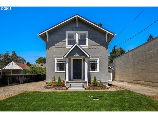 4127 SE Llewellyn St, Milwaukie, OR 97222 (MLS #18495498) :: Fox Real Estate Group