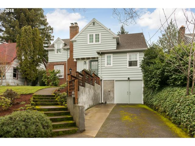 26 NE 44TH Ave, Portland, OR 97213 (MLS #18497377) :: Hatch Homes Group