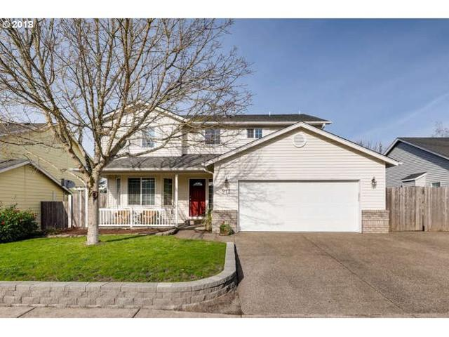 917 Meadowlark Pl, Molalla, OR 97038 (MLS #18497495) :: Next Home Realty Connection
