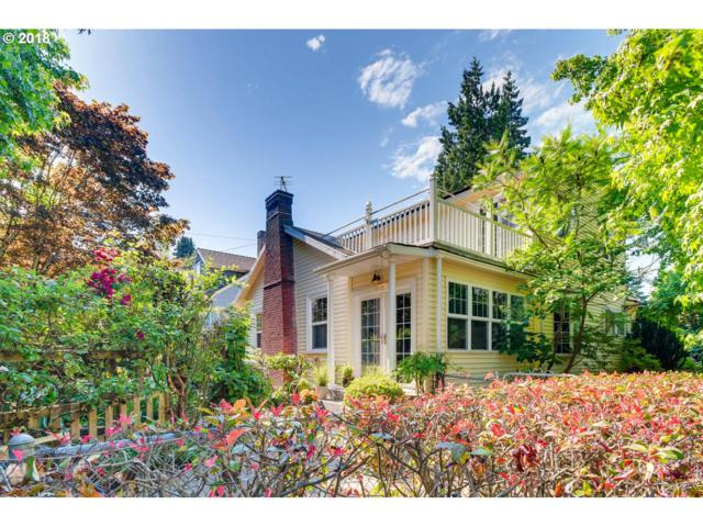 1537 SE Flavel St, Portland, OR 97202 (MLS #18498092) :: Hatch Homes Group