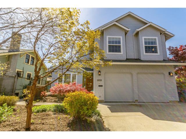 1020 SE Miller St, Portland, OR 97202 (MLS #18498546) :: Realty Edge