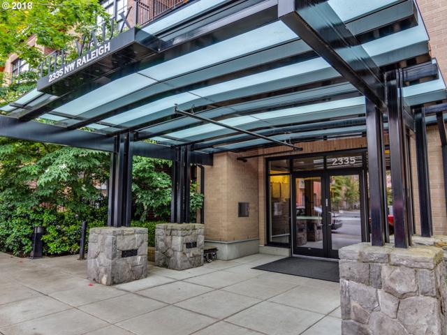 2335 NW Raleigh St A215, Portland, OR 97210 (MLS #18498748) :: Next Home Realty Connection